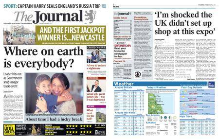 The Journal – October 06, 2017