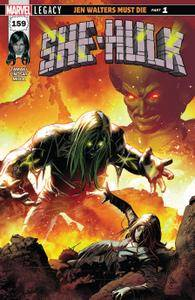 She-Hulk 159 2018 Digital BlackManta-Empire