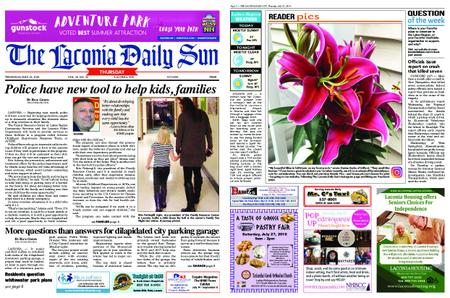 The Laconia Daily Sun – July 25, 2019