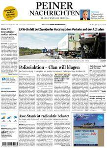 Peiner Nachrichten - 12. September 2018