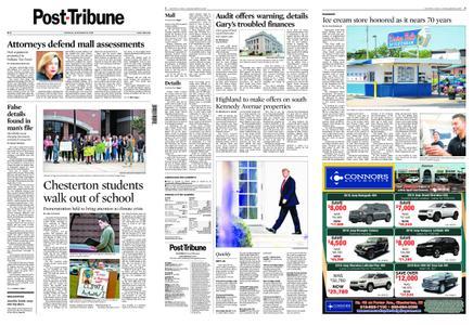 Post-Tribune – September 28, 2019