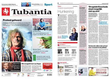 Tubantia - Enschede – 09 maart 2019