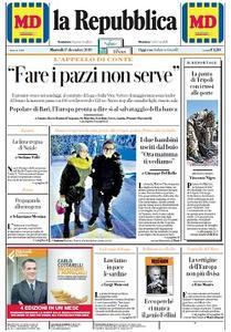 la Repubblica - 17 Dicembre 2019