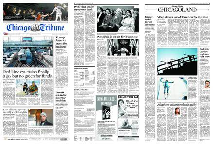 Chicago Tribune – January 27, 2018