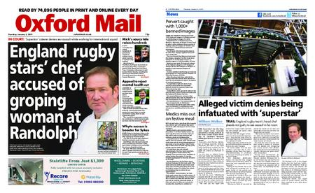 Oxford Mail – January 03, 2019