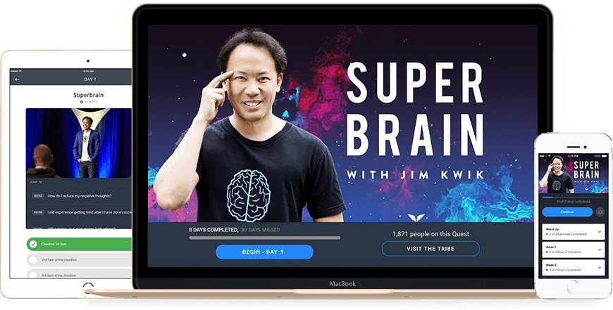 Jim Kwik – Unleash Your Brain