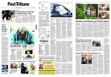 Post-Tribune – August 27, 2018