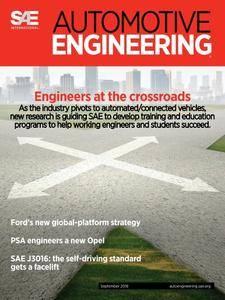 Automotive Engineering - September 2018
