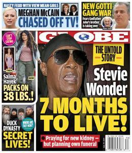 Globe - July 29, 2019