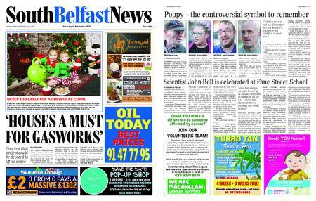 South Belfast News – November 10, 2017