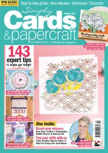 Simply Cards & Papercraft - Issue 199 - November 2019