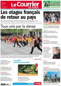 Le Courrier de l'Ouest Cholet – 12 mai 2019