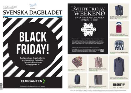 Svenska Dagbladet – 29 november 2019