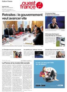Ouest-France Édition France – 19 décembre 2019