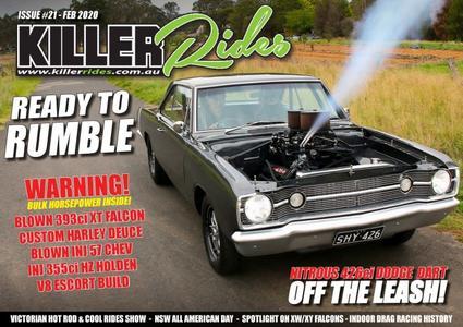 Killer Rides - February 2020