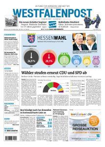 Westfalenpost Wetter - 29. Oktober 2018