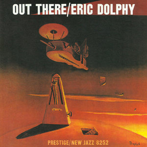 Eric Dolphy - Out There (1960) [Reissue 2003] PS3 ISO + Hi-Res FLAC