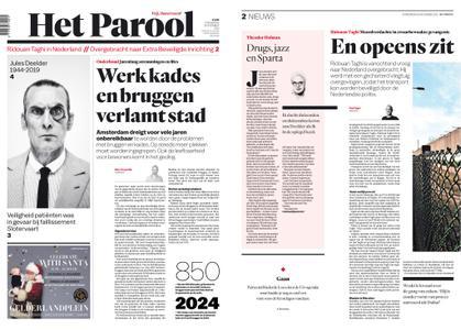 Het Parool – 19 december 2019