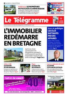 Le Télégramme Brest Abers Iroise – 22 mai 2020