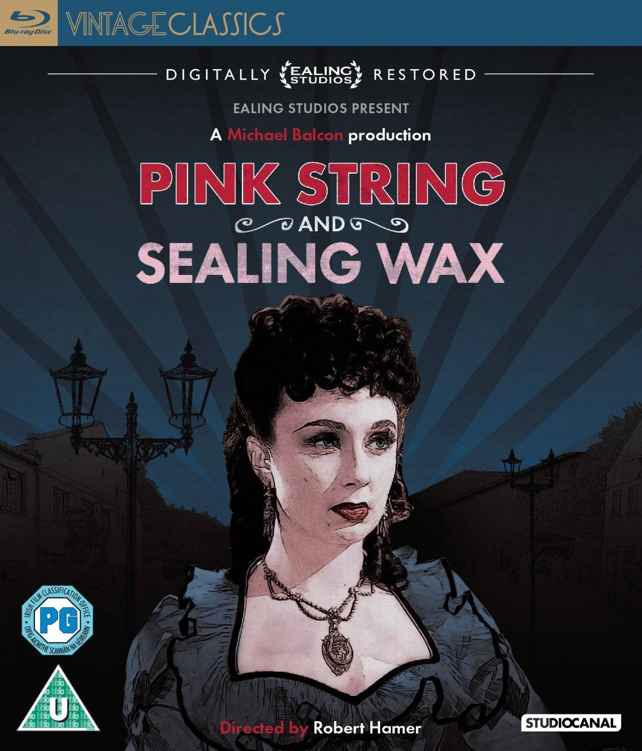 Pink String and Sealing Wax (1945)