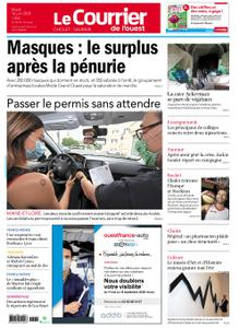 Le Courrier de l'Ouest Cholet – 16 juin 2020