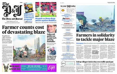 The Press and Journal Moray – February 18, 2019