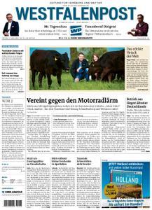 Westfalenpost Wetter - 07. Juni 2019