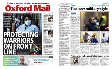 Oxford Mail – January 27, 2021