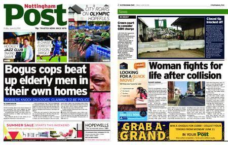 Nottingham Post – June 08, 2018