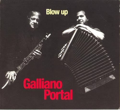 Richard Galliano & Michel Portal: Blow Up [1996]