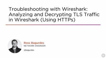 Troubleshooting with Wireshark: Analyzing and Decrypting TLS Traffic in Wireshark (Using HTTPs)