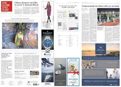 The Globe and Mail – December 04, 2017