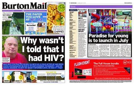Burton Mail – May 14, 2019