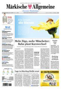 Märkische Allgemeine Zossener Rundschau - 08. Juni 2019