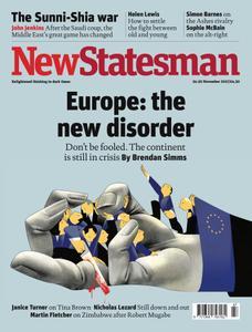 New Statesman - 24 - 30 November 2017