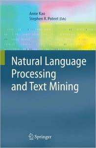 Natural Language Processing and Text Mining (Repost)