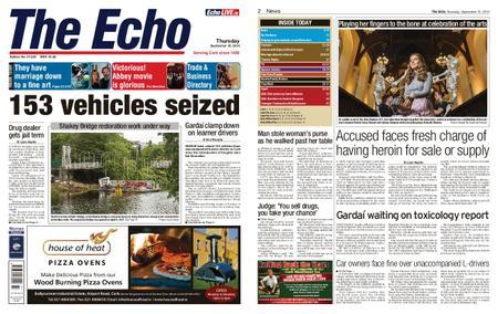Evening Echo – September 12, 2019