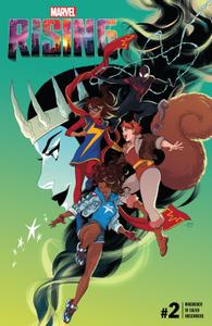 Marvel Rising 002 2019 Digital Zone