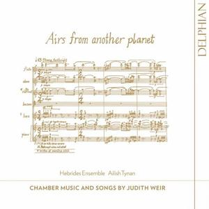 Hebrides Ensemble - Airs from Another Planet (2019)