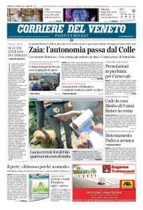 Corriere del Veneto Padova e Rovigo – 12 gennaio 2020
