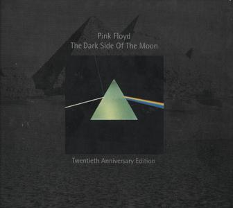Pink Floyd - The Dark Side Of The Moon (1973) [1993, Twentieth Anniversary Edition] {Digitally Remastered} *Re-Up*