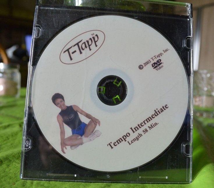 T-Tapp Tempo Intermediate Exercise Program