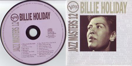 Billie Holiday - Jazz Masters seires