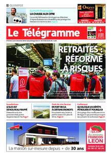 Le Télégramme Quimper – 02 décembre 2019