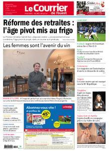 Le Courrier de l'Ouest Nord Anjou – 12 janvier 2020