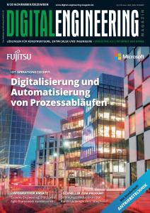 Digital Engineering Germany - November-Dezember 2020