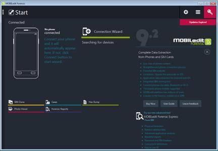 MOBILedit! Forensic 9.2.0.22984