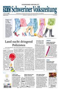 Schweriner Volkszeitung Hagenower Kreisblatt - 05. April 2019