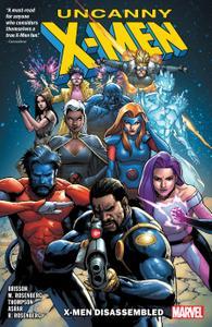 Uncanny X Men X Men Disassembled 2019 Digital Kileko Empire