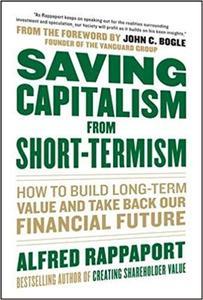 Saving Capitalism From Short-Termism